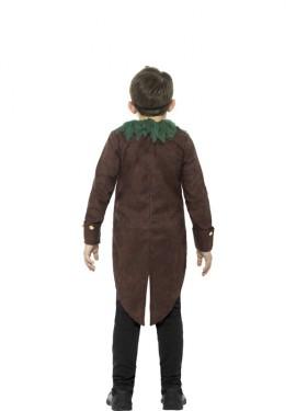 Disfraz de Jack-O-Lantern de Pesadillas para niño
