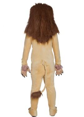 Disfraz de León del Circo Siniestro para hombre