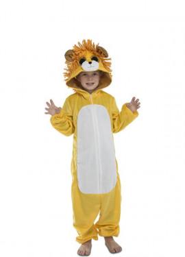 Disfraz de León Ojos grandes para niños