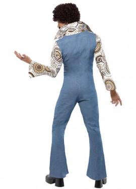 Disfraz de los Años 70 Groovy Dancer para hombre