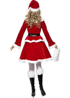 Déguisement de Mère Noël pour femme plusieurs tailles