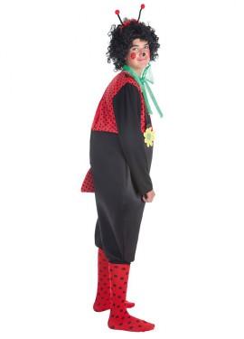 Disfraz de Mariquita para hombre