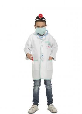 Disfraz de Médico con accesorios para niños