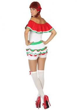 Disfraz de Mejicana Sexy para mujer