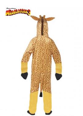 Disfraz de Melman la Jirafa de Madagascar para niños