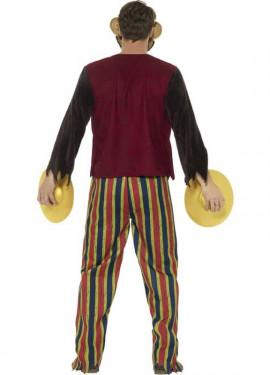 Disfraz de Mono de Juguete Asesino para hombre