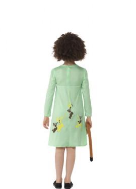 Disfraz de Mrs. Twit de Roald Dahl para niña