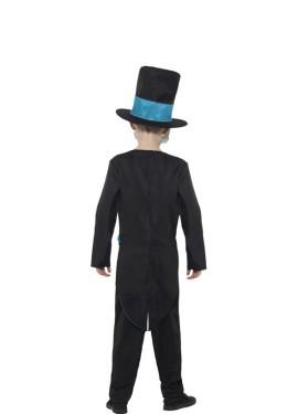 Disfraz de Novio del Día de Muertos para niño
