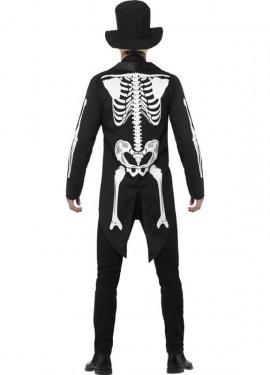 Disfraz de Novio Esqueleto para hombre