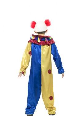 Disfraz de Payaso Asesino de Pesadillas para niño