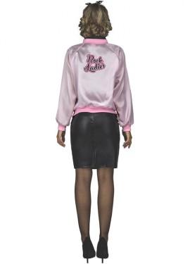 Kit de Pink Lady para mujer: Camisa, Chaqueta y Lazo