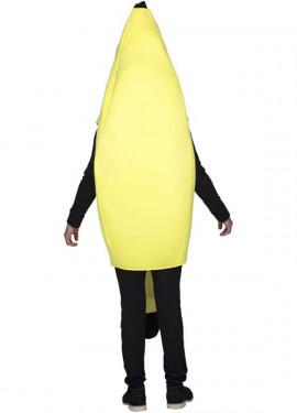 Disfraz de Plátano para adultos