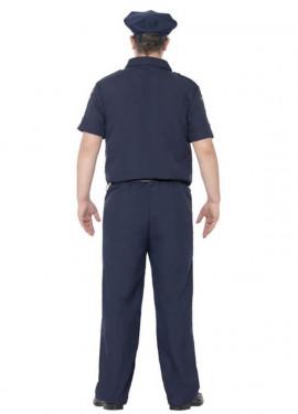 Disfraz de Policía de Nueva York para hombre