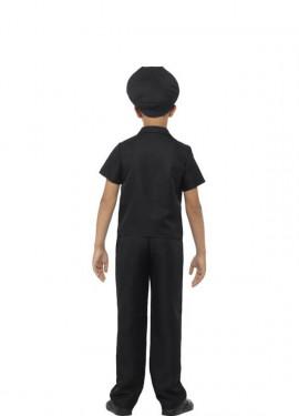 Disfraz de Policía de Nueva York para niño