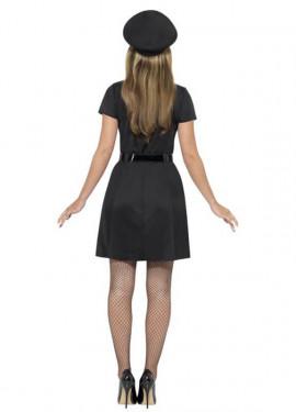 Disfraz de Policía de Reserva para mujer