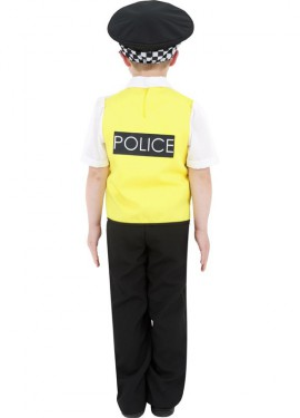 Déguisement de Policier pour enfants plusieurs tailles