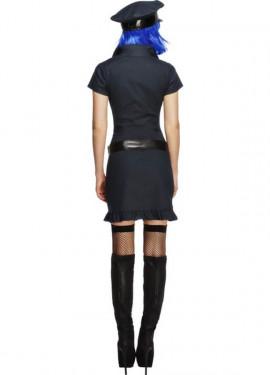 Disfraz de Policía Traviesa para mujer