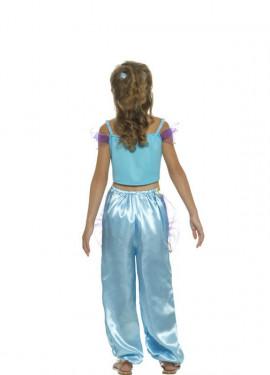 Disfraz de Princesa Árabe para niñas