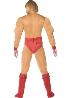Déguisement Prince Adam He-Man pour homme plusieurs tailles
