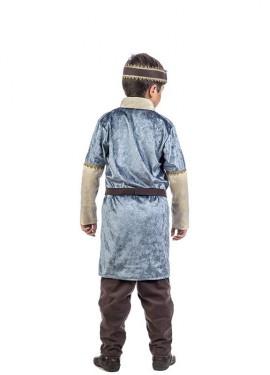 Disfraz de Príncipe Medieval para niño