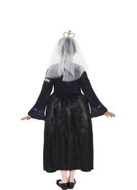 Disfraz de Reina Victoria de Historias Horribles para niña