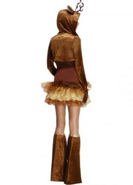 Disfraz de Reno tutú para mujer