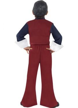 Disfraz de Robbie Rotten de LazyTown de niño