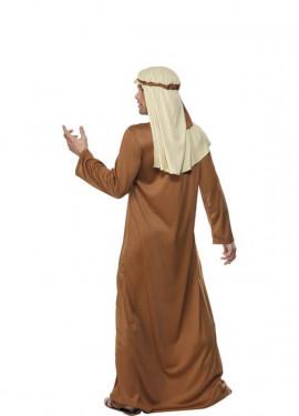 Disfraz de San José Marrón para hombre