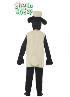 Disfraz de Oveja Shaun The Sheep para niños
