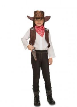 Disfraz de Sheriff con accesorios para niños