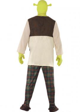 Déguisement Shrek pour homme taille L