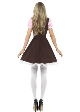 Disfraz de Tabernera Sexy Mujer para Oktoberfest