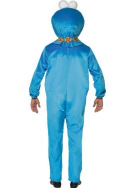 Déguisement Cookie Monster Sesame Street