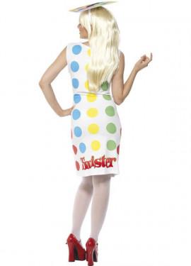 Disfraz de Twister para mujer talla M