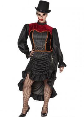 Déguisement de Vampiresse de Gala pour femme