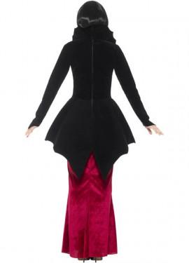 Disfraz de Vampiresa Gótica para mujer