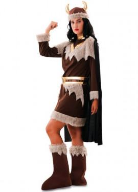 Déguisement de Viking pour femme