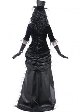 Disfraz de Viuda Negra Fantasma del Oeste para Mujer