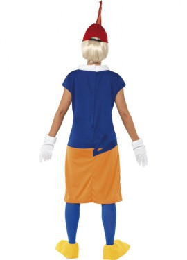 Disfraz de Winnie Woodpecker para mujer talla M