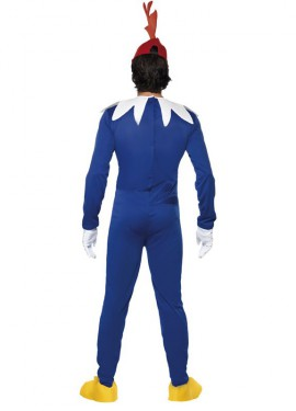 Déguisement Woody Woodpecker pour homme taille M