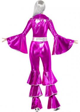 Disfraz Disco Dancing Dream Rosa para Mujer