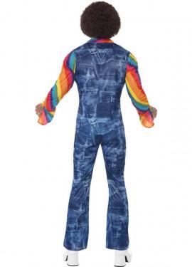 Disfraz Disco Juerguista para Hombre