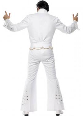 Disfraz Elvis auténtico de águilas para Hombre talla M
