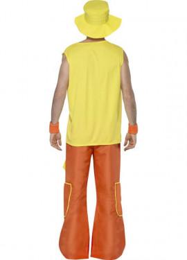 Disfraz Fiesta Rave para Hombres