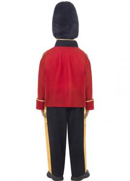 Déguisement garçon de la Garde Royale Anglaise plusieurs tailles