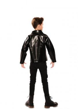 Disfraz o Chaqueta de Rockero para niño