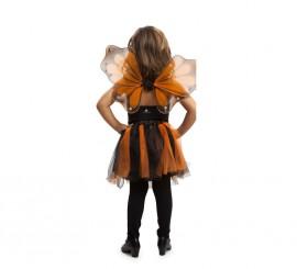 Disfraz o Kit Mariposa para niña: Tutú y alas
