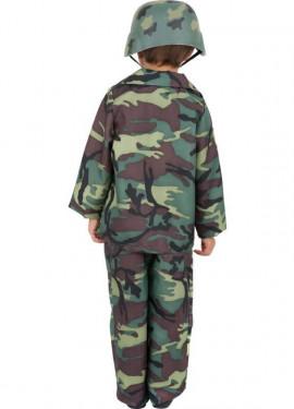 Déguisement Enfants Soldat Parachustiste plusieurs tailles