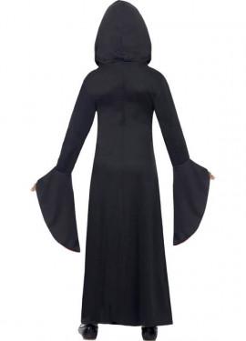 Déguisement de Vampire avec capuche pour fille plusieurs tailles