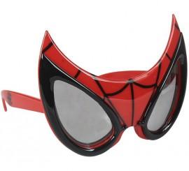 Gafas de Sol con Máscara Spiderman